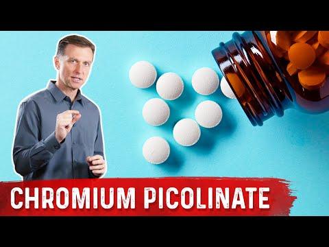 Use Chromium Picolinate for Insulin Resistance