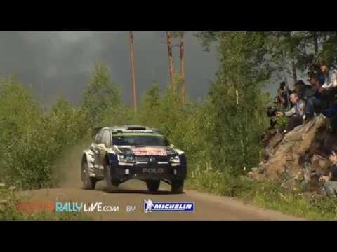 Leg 1 - 2015 WRC Rally Finland - Best-of-RallyLive.com