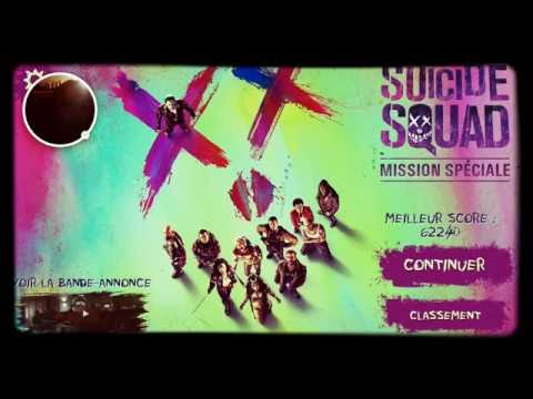 Suicide squad spécial ops -whitout me Musique deadshot jeux !