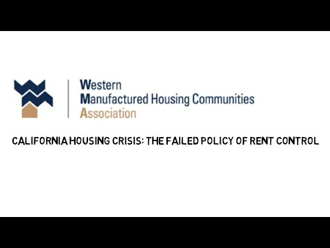 Part II - California Housing Crisis: The Failed Policy of Rent Control