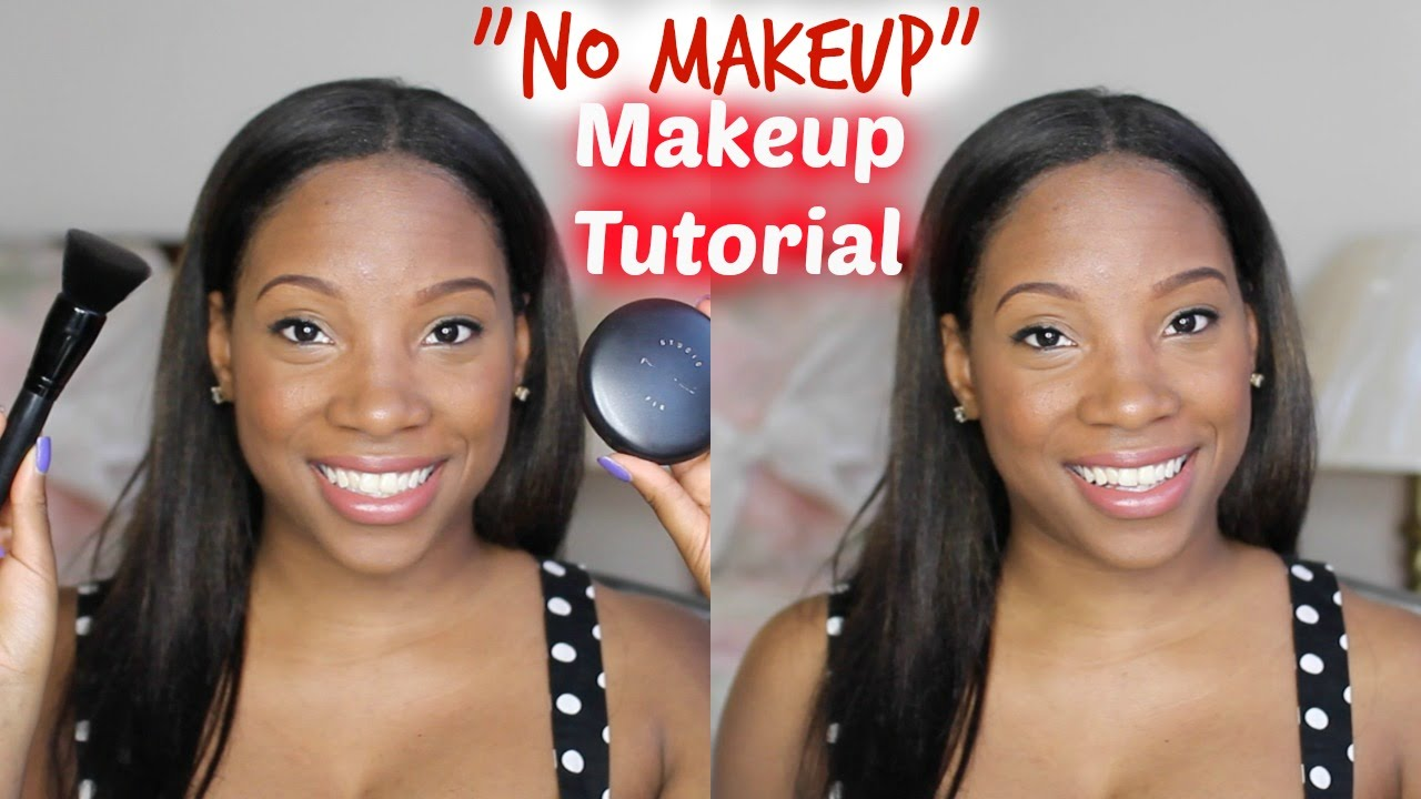 No Makeup Tutorial You Mac Studio Fix Powder Makeupalley