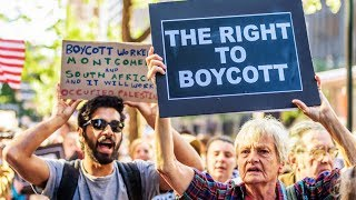Judge Rules Government Can't Punish You For Boycotting Israel