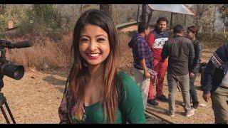Yo jevanma | Kristina Thapa | Nepali music video shooting Report