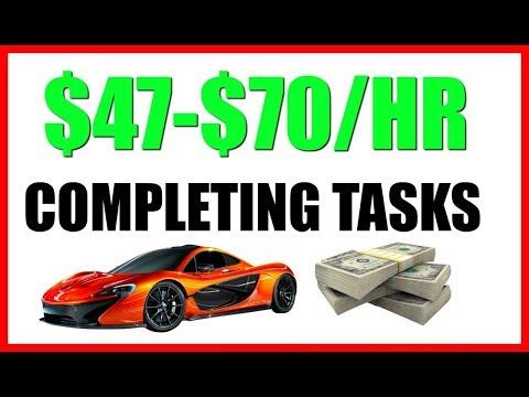Easy Ways To Make Money Online Completing Tasks
