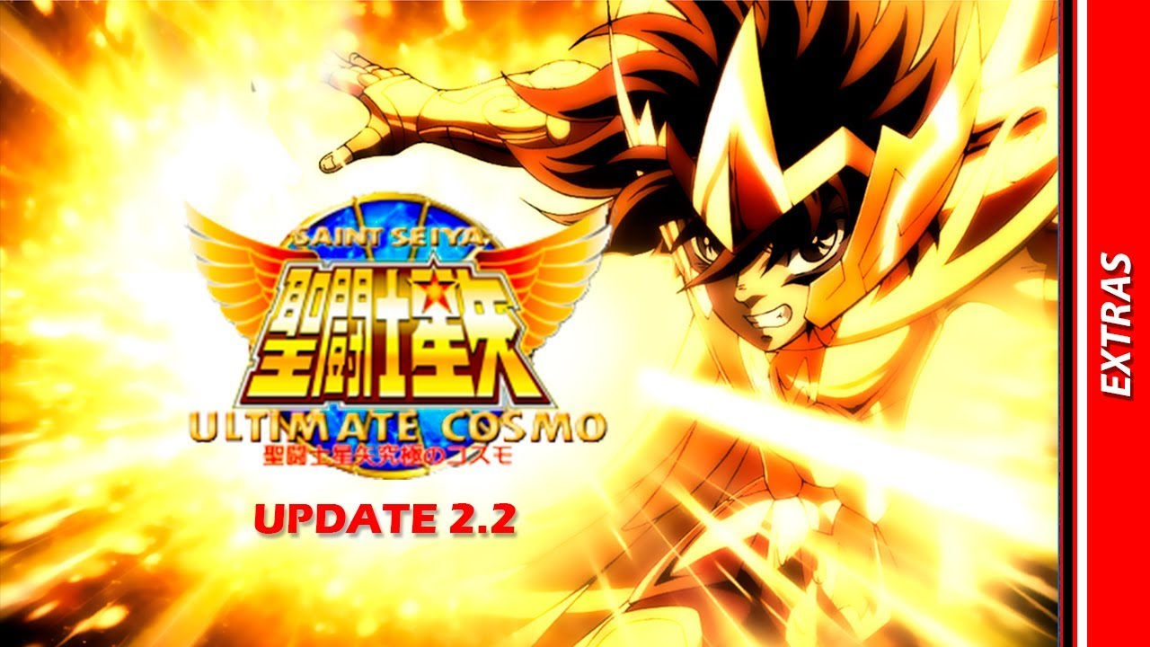 saint seiya ultimate cosmo 2.2