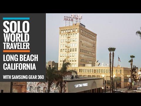 Long Beach, CA with Gear 360 Degrees