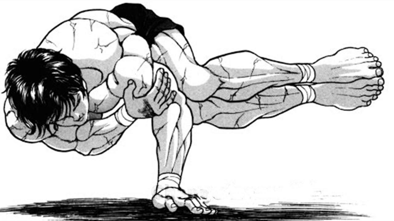 Insane Anime Training Motivation