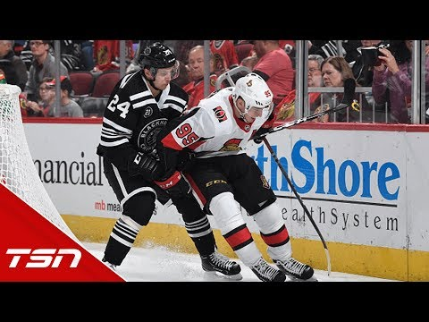 Insider Trading - Duchene out of Sens lineup, Stone, Panarin, Red Wings, Ducks & Oilers
