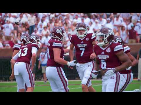 Mississippi State Football: Week 2 Hype Video