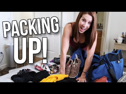 PACKING FOR OUR VACATION! - Where Are We Going!?