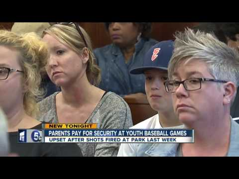 Akron baseball parents pay for extra security at Davenport Park