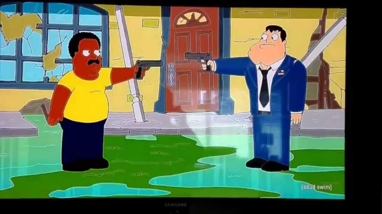 american dad cleveland show