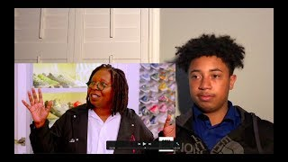 Whoopi Goldberg Goes Sneaker Shopping With Complex REACTION!!
