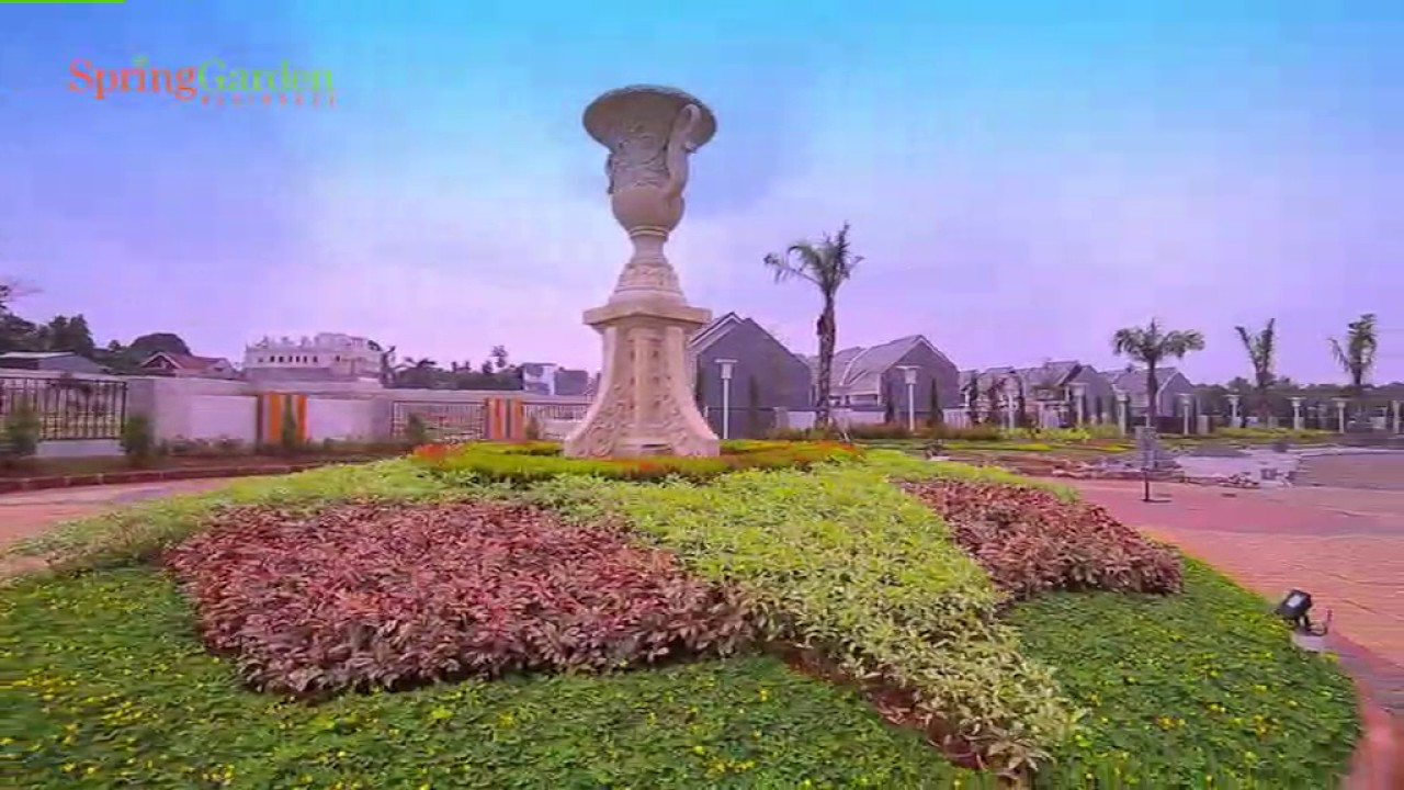Spring Garden Residence Jatimurni Pondok Gede Youtube