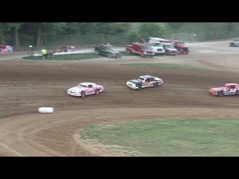 8 4 18 Bomber Heat #3 Lincoln Park Speedway