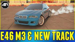 New Drift Track & BMW E46 M3!!! - CarX Drift Racing