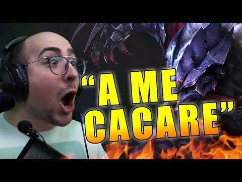 "MATTEOHS | ""A ME CACARE"" 
