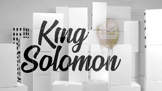 KING SOLOMON: The Untested King