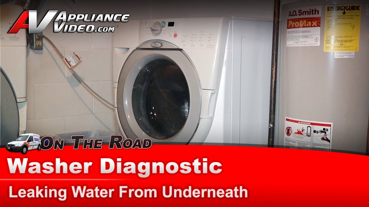 Breathtaking Whirlpool Front Load Washer Door Leaking Gallery