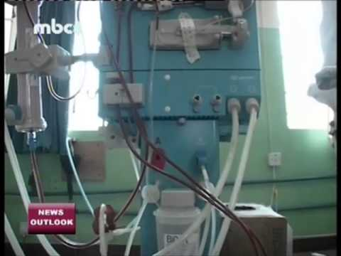 Dialysis in Malawi live on TV