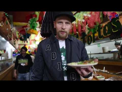 Мексика. Тако - самое популярное блюдо