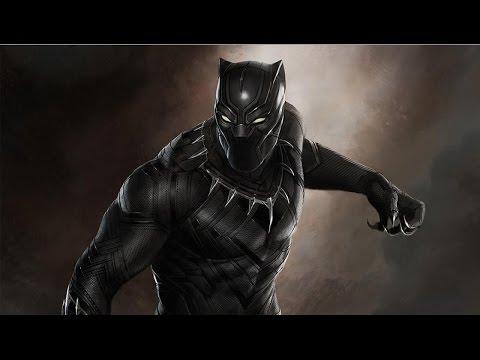 Black Panther *Movie* HD Trailer