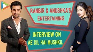 Ranbir Kapoor | Anushka Sharma | Ae Dil Hai Mushkil | Full Interview | Aishwarya Rai Bachchan