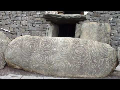 Spiritual tour of sacred sites in Ireland