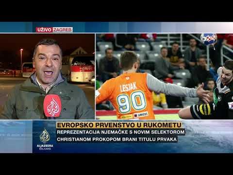 Cvitković o pobjedi Slovenije nad Njemačkom