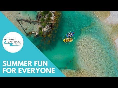 Bovec Rafting Team | Amazing outdoor adventures