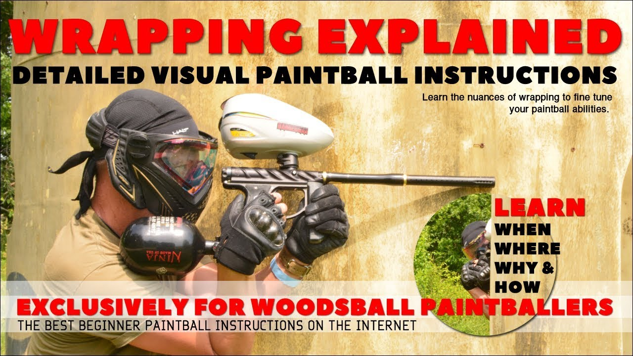 Paintball quick guide gun assembly, disassembly, maintenance for.