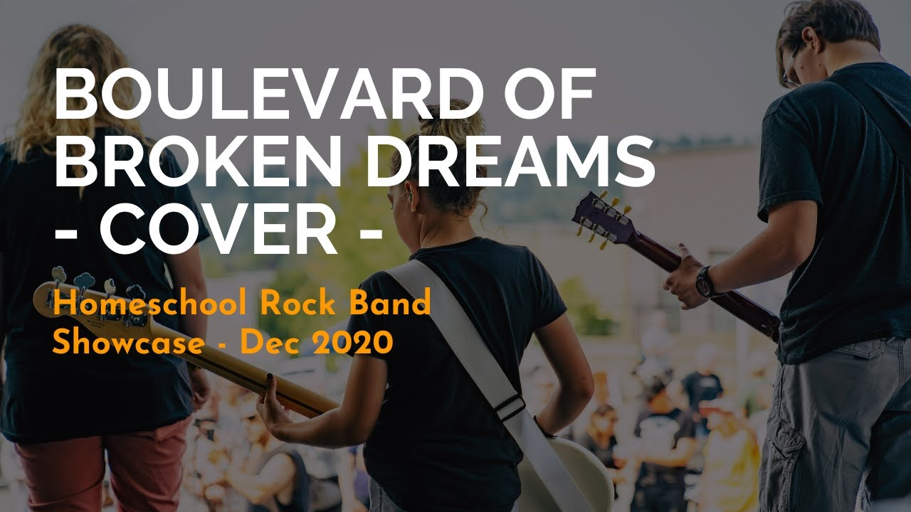 Boulevard Of Broken Dreams | Jam Academy | Winter 2020 Virtual Rock Band Showcase