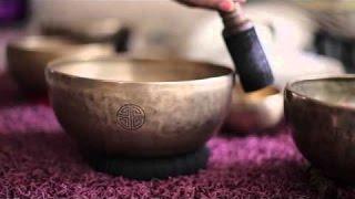 Musicoterapia   Cuencos Tibetanos    Chakra del Corazon   Nota   FA   Mantra   IAM