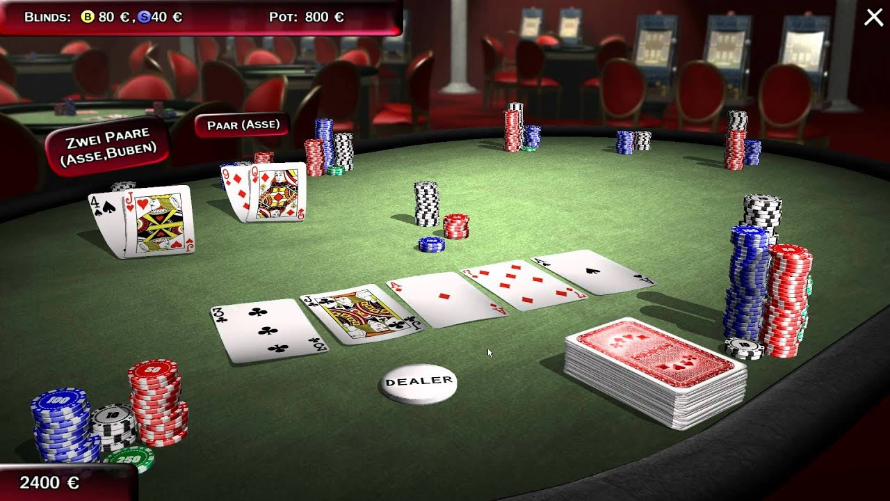 Fun Poker Games