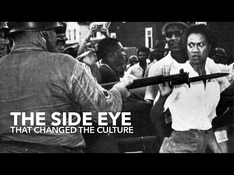 The Side Eye That Changed the Culture #SmartBrownGirl | Jouelzy