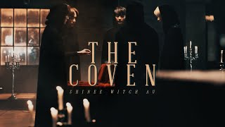 shinee witch au — the coven