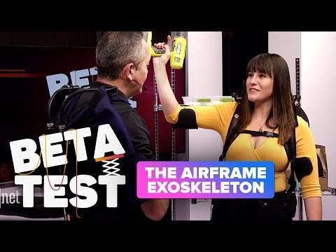 This Airframe exoskeleton makes light of hard work at CES 2019 (Beta Test) Mp3