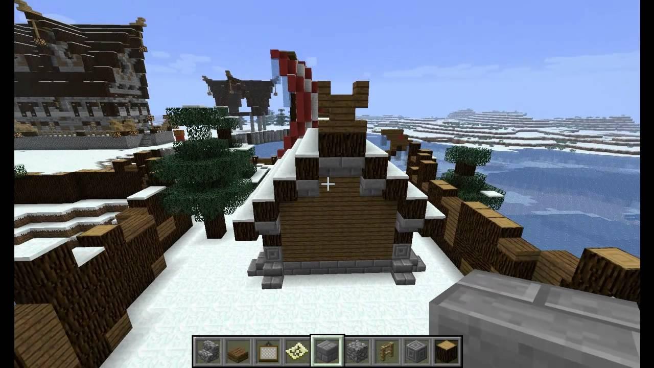 Lets Show Minecraft Special Worlds Das Land Der Wikinger - Minecraft wikinger hauser