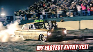 1,700hp WAR BIRD Freaking STUNS Our Crowd in Texas!!! + Brent Almost Rolls the Mystery Machine...