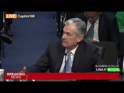 """""""National Debt Is A Concern"""" - Fed Chair Nominee Jerome Powell"""