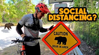 Chuck Lennon is AWESOME! // Practicing Social Distancing