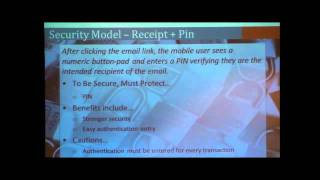 PeopleSoft Workflow Gone Mobile, Part 6 - Mobile Security and Electronic Signatures