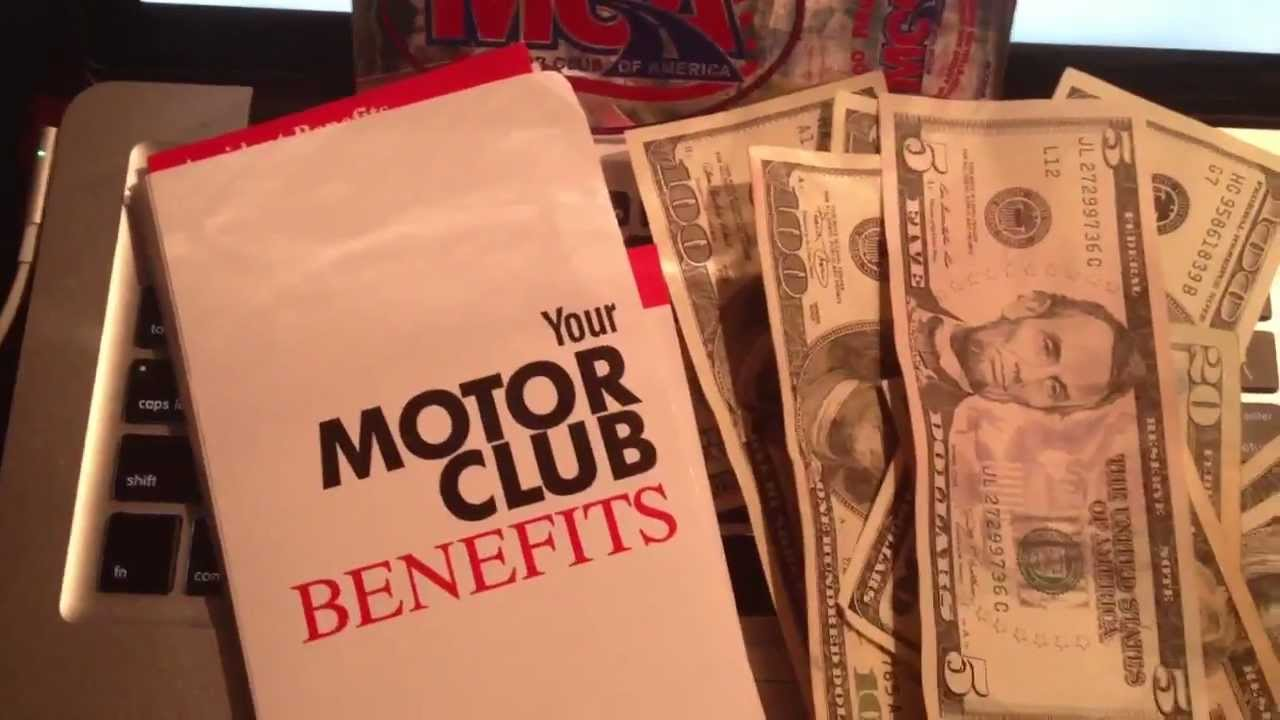 Make money online with mca motor club of america how to for Mca motor club of america money