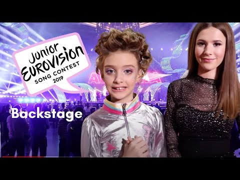 Efi Gjika - What Happened On Junior Eurovision 2019