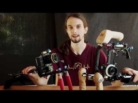 Kamera-Schulterrigs