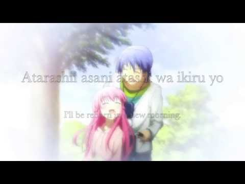 Angel Beats!  Ichiban no Takaramono Yui final ver
