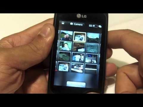 LG Optimus One e LG Optimus Chic hands on