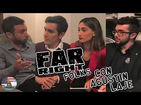 Progresismo, feminismo y el renacer de la derecha: entrevista a Agustín Laje.