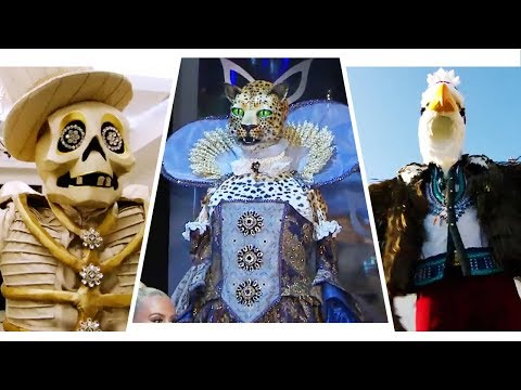 New Trailer For The Masked Singer Season 2 Shows Us MORE Of The Costumes!