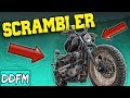 How To Build an Off Road Harley Sportster Scrambler